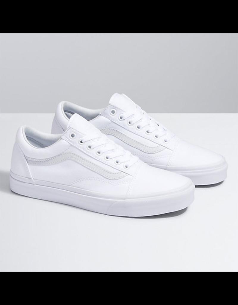 Vans Chaussures de skate Vans Old Skool | Blanc
