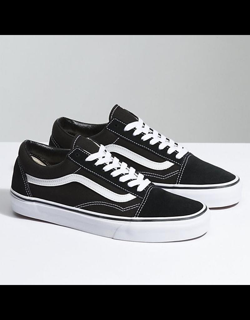 Vans Skate Shoes Vans - Old Skool   Black/White