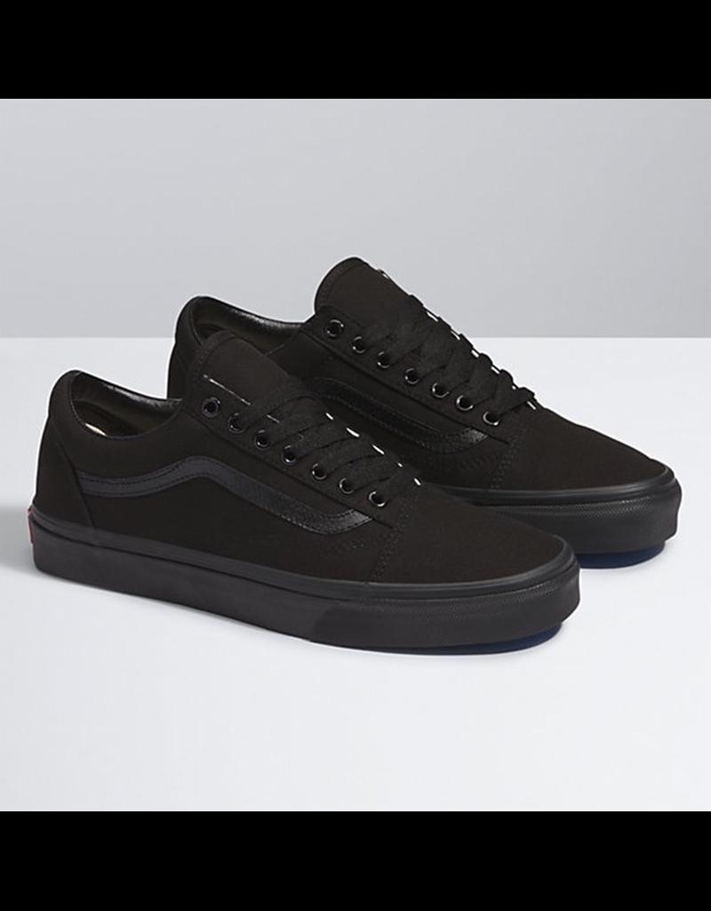 Vans Skate Shoes Vans Old Skool   Black/Black
