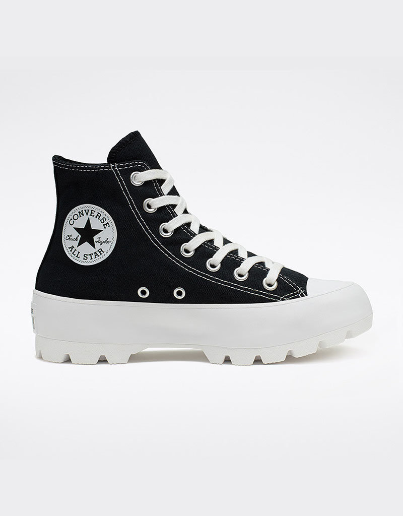 Converse Converse CTAS Lugged Hi | Black