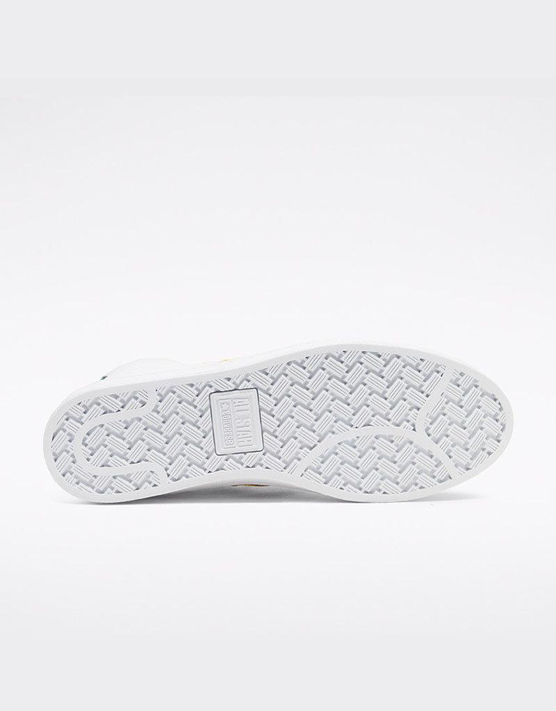 Converse Converse Pro Leather Hi | Vert Trèfle / Jaune Amarillo