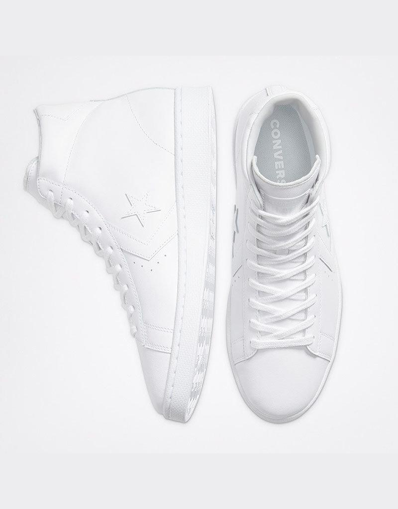 Converse Converse Pro Leather Hi   White
