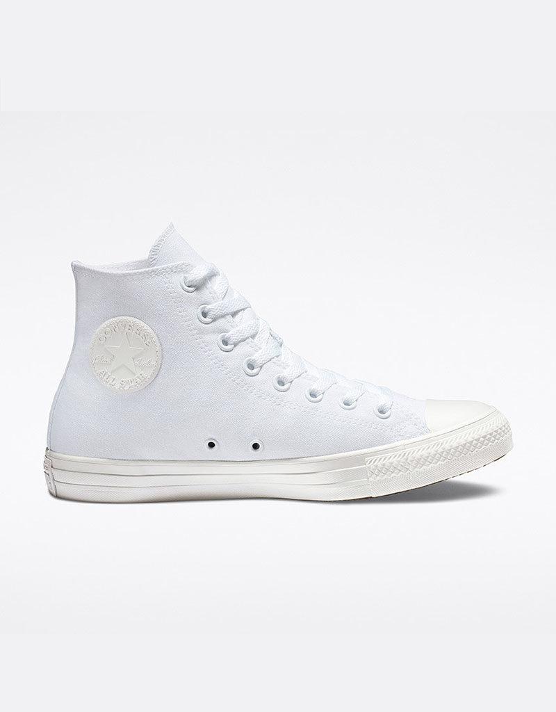 Converse Converse All Star Hi   Blanc Monochrome