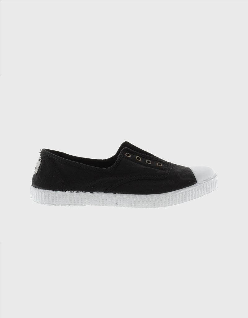 Victoria Victoria Elastico Slip-On | Black