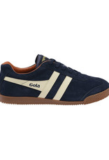 Gola Gola Harrier Suede | Navy/Ecru/Orange