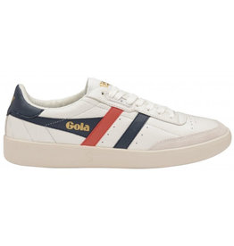 Gola Gola Inca Leather | White/Navy/Red