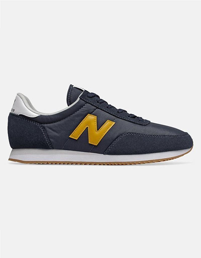 New Balance New Balance UL720 BA | Natural Indigo With Varsity Gold