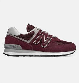 New Balance Unisex Sneakers New Balance 574 Burgundy
