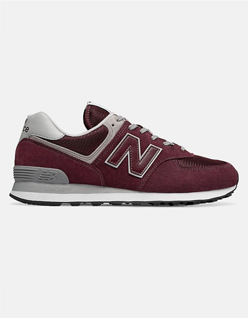 New Balance Chaussures Unisexe New Balance Bordeaux - ML574EGB