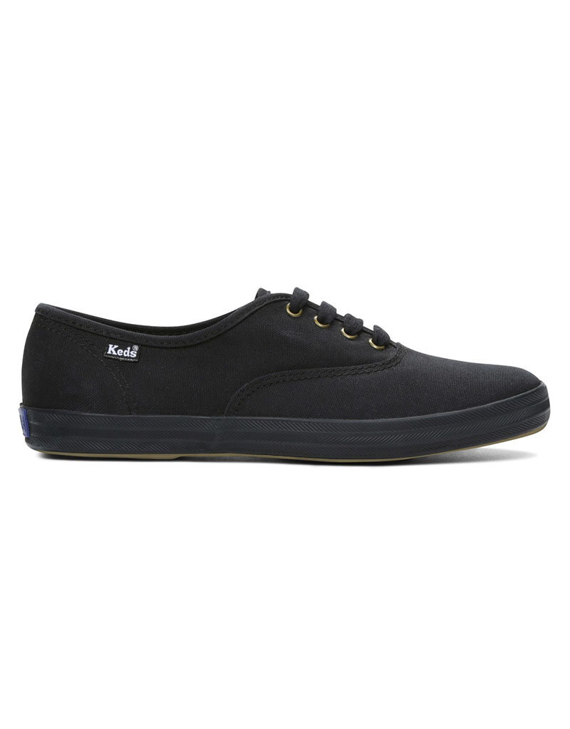 Keds Champion Originals | Noir/Noir