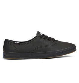 Keds Champion Originals Cuir | Noir