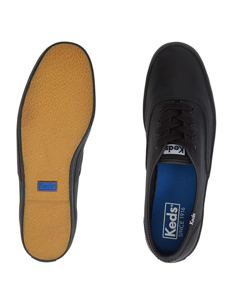 Keds Champion Originals Leather | Black