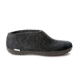 Glerups Glerups Chaussure Semelle Caoutchouc Noir | Anthracite