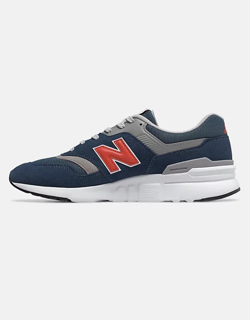 New Balance New Balance CM997 HAY | Navy/Red