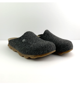 Genuins Slippers | Charcoal