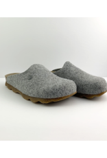 Genuins Slippers | Grey