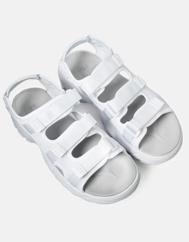 Fila Fila Disruptor Sandal | White