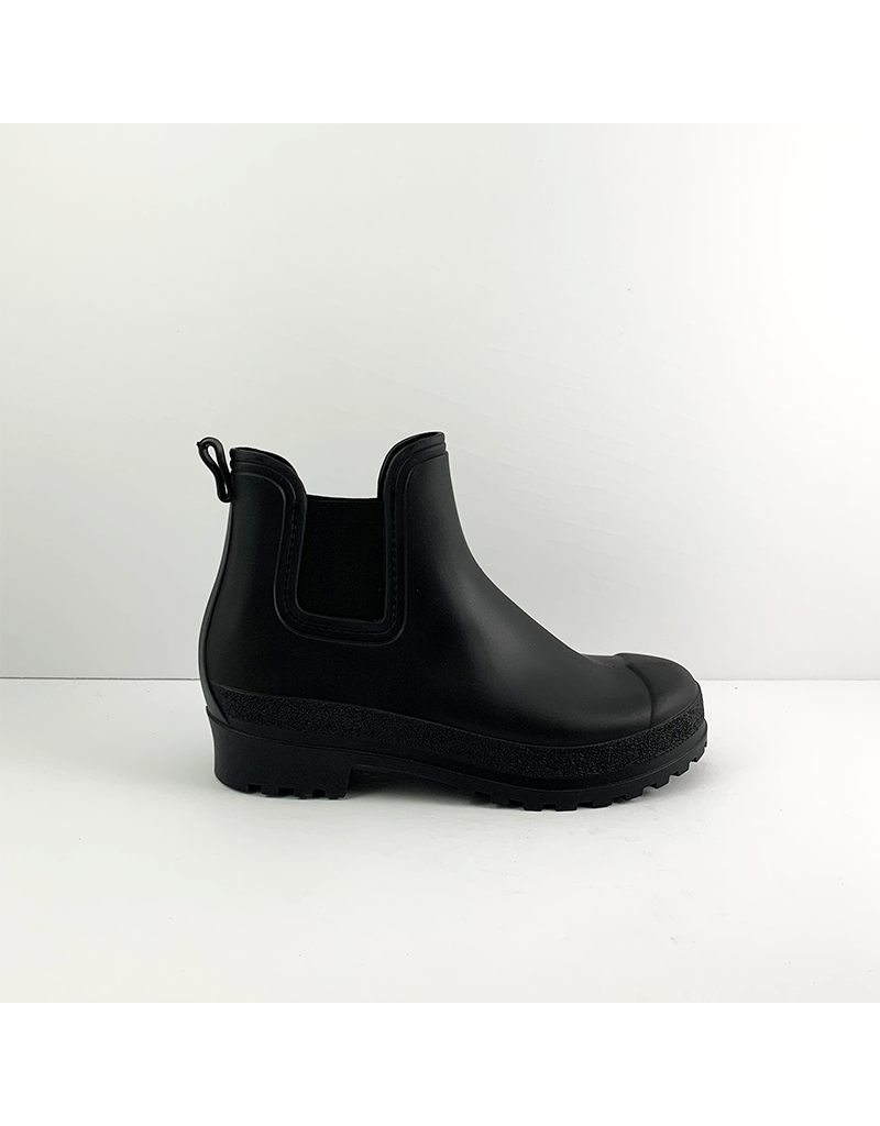 Carolina Women Rain boots   Black/Black