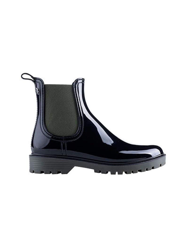 Igor Trak-Bi Rain boots | Black/Khaki