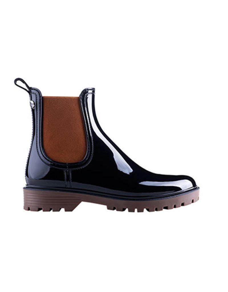 Igor Trak-Bi Rain boots | Black/Brown