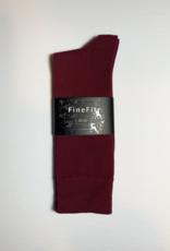 Fine Fit Plain Dress Socks SD130