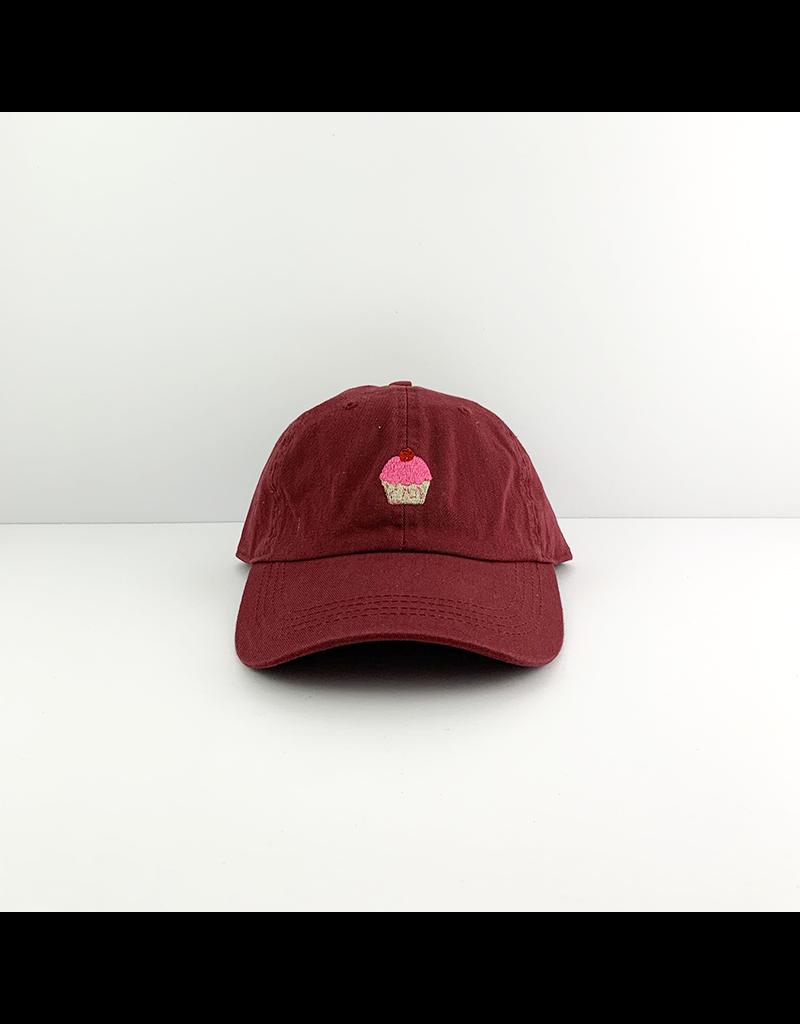 City hunter C104 Cupcake | Burgundy