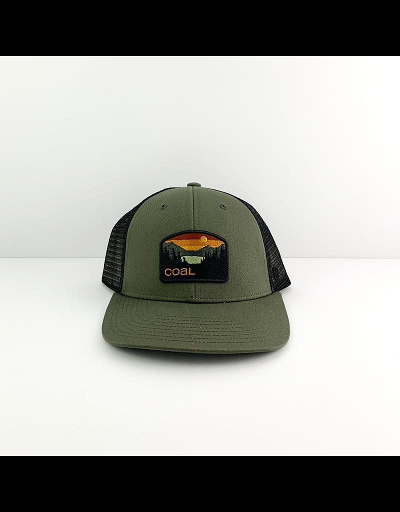 Coal Headwear Cap Hauler Low