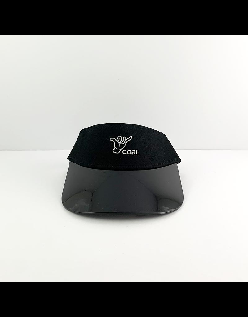 Coal Cap Sandy Visor