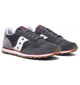 Saucony SAUCONY - Men Jazz Low Pro | Grey/Red