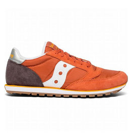 Saucony Saucony Men Jazz Low Pro | Coffee/Orange