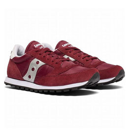 Saucony Saucony Women Jazz Low Pro | Burgundy