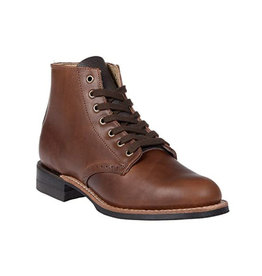 Moorby Lace Up | Brown