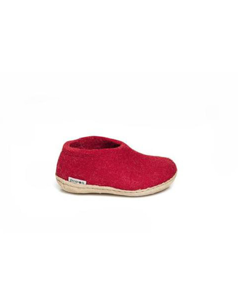 Glerups Glerups Shoe Kids | Red