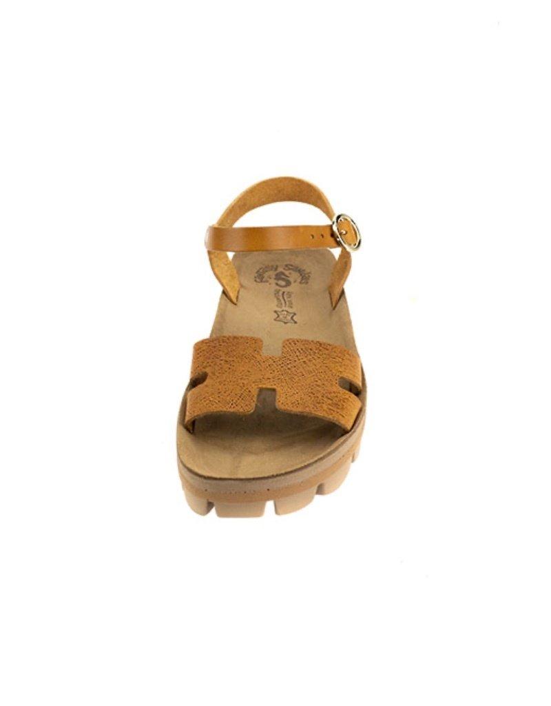 Fantasy Sandals Marina S-209 | Tobacco