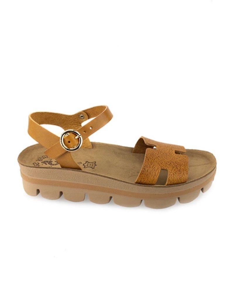 Fantasy Sandals Marina S-209 | Tabac