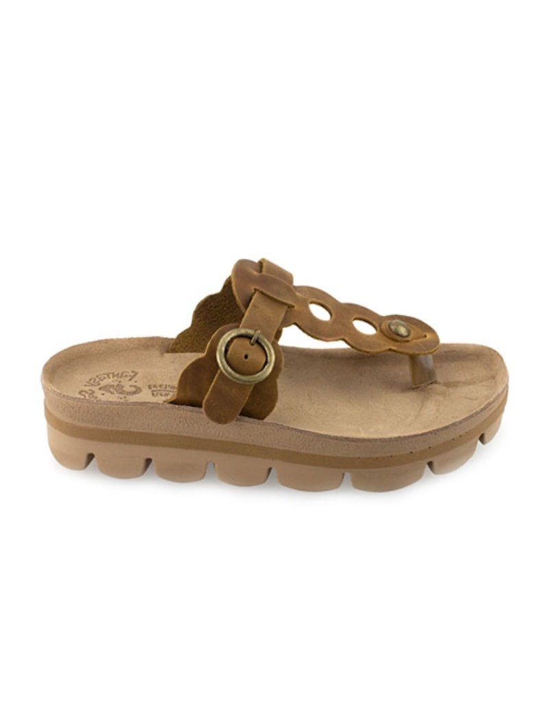 Fantasy Sandals Emma S-204 | Taupe