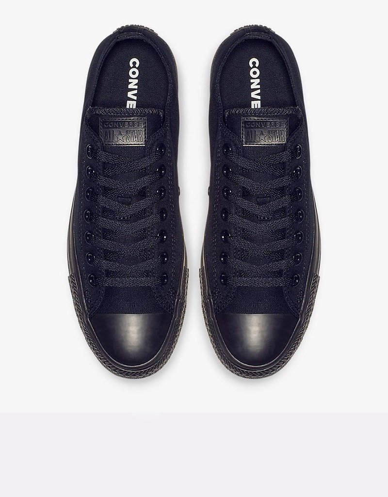 Converse CONVERSE - Chuck Taylor All Star Low Top | Noir Monochrome