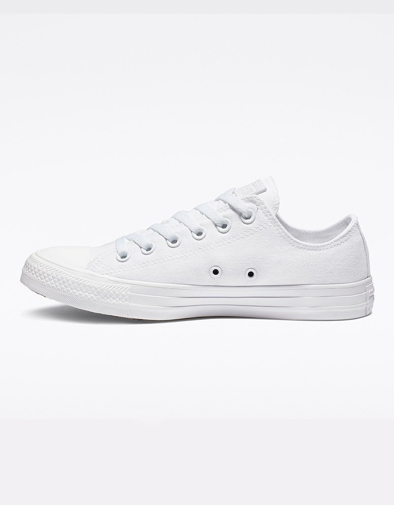 Converse CONVERSE - Chuck Taylor All Star Low Top | Blanc Monochrome