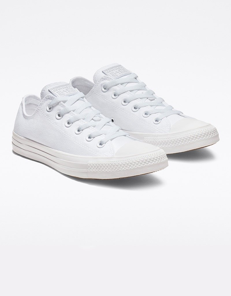 Converse CONVERSE - Chuck Taylor All Star Low Top | White Mono