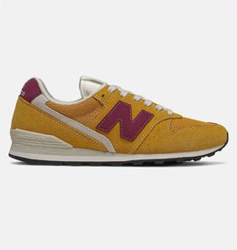 New Balance NEW BALANCE - WL996 SVD | Or Université/Rouge Grenat
