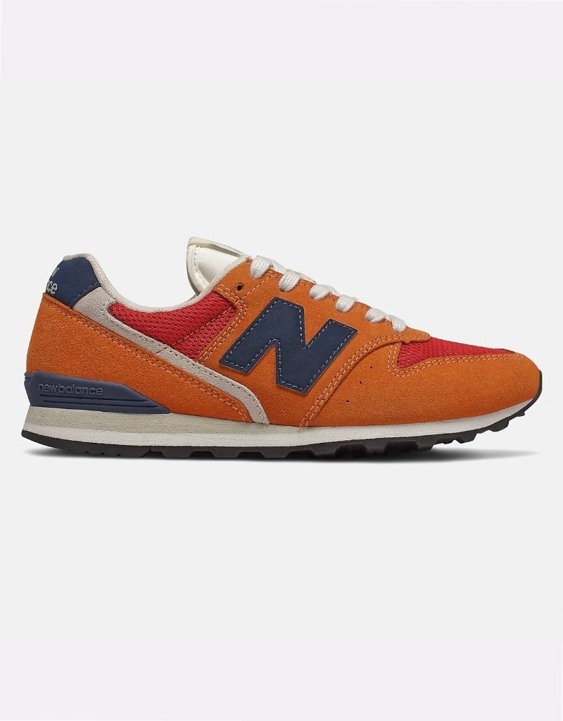 New Balance NEW BALANCE - WL996 SVC | Orange Vintage/NB Marin