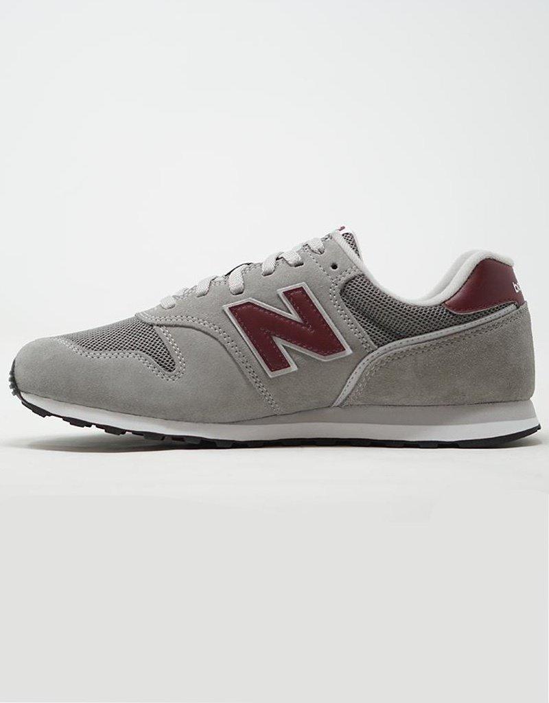 New Balance NEW BALANCE - ML373 AD2 | Grey/Burgundy