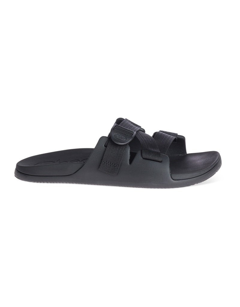 CHACO Chaco Chillos Slide Men JCH107089   Black