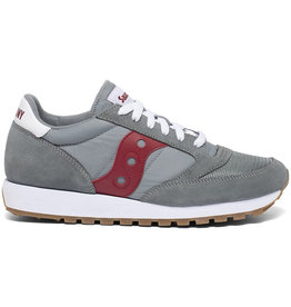 Saucony Saucony - Men Jazz Original Vintage | Grey/Red