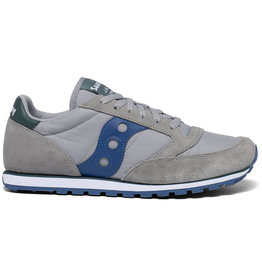 Saucony SAUCONY - Men Jazz Low Pro | Grey/Blue