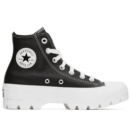 Converse CONVERSE - CTAS Lugged Hi |Leather Black