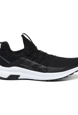 Saucony SAUCONY - Men Stretch and Go Glide l Noir/Blanc