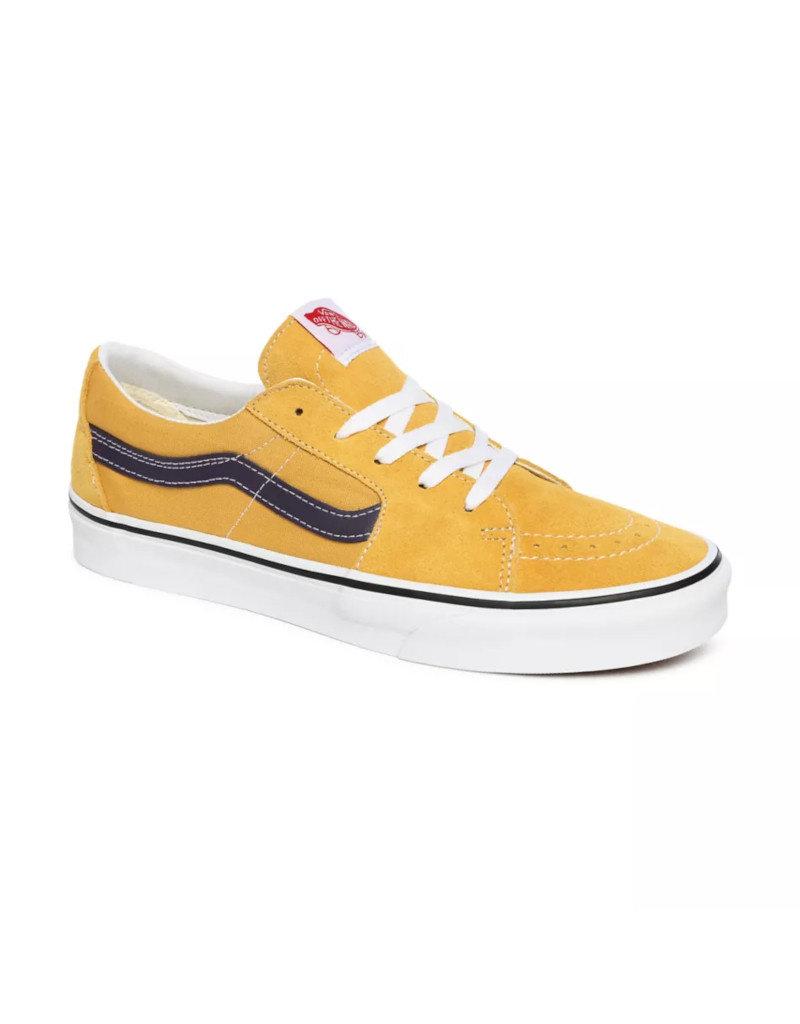 Vans Vans - Sk8-Low l Honey Gold/Purp