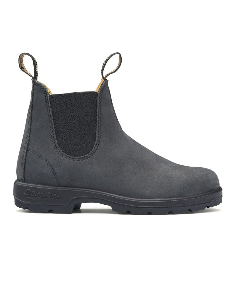 Blundstone Blundstone 587 - The Leather Lined  | Rustic Black