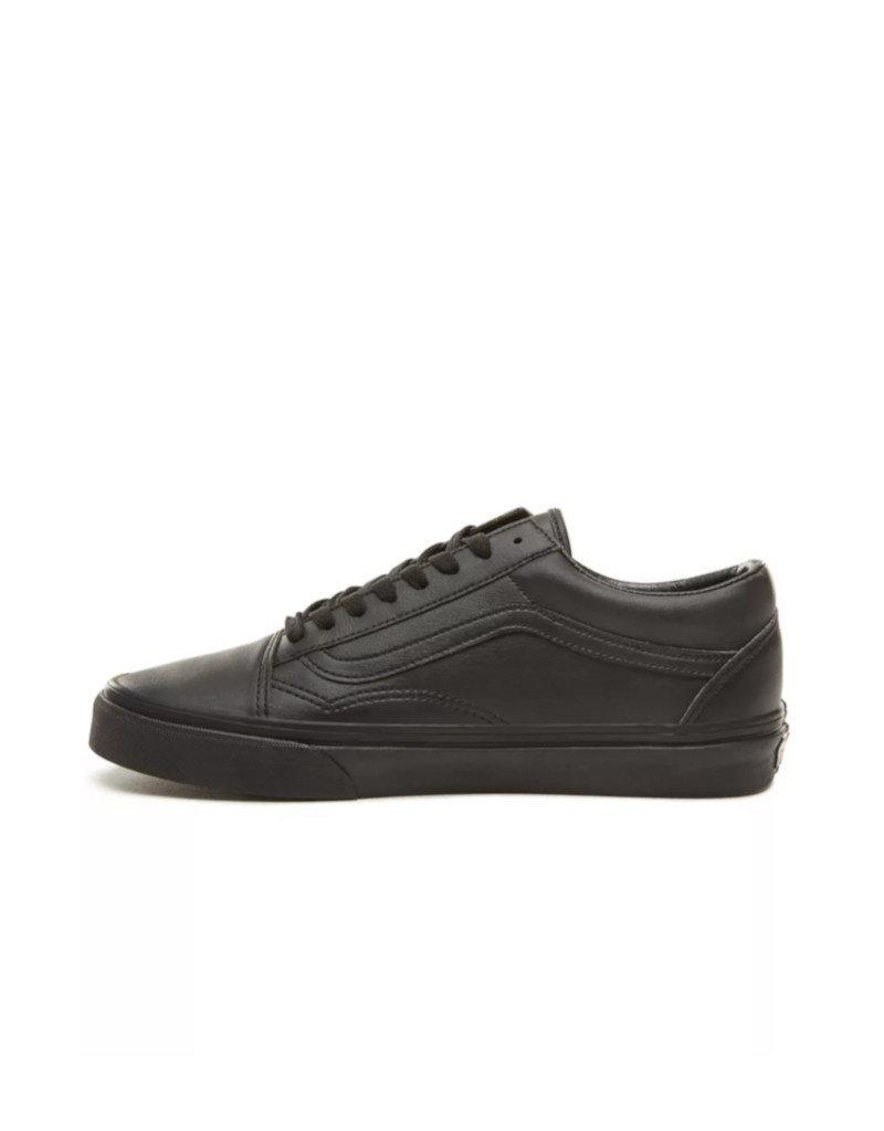 Vans Chaussures de skate Vans - Old Skool noir (Classic Tumble)